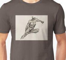 Woman in Seat - Figure Unisex T-Shirt