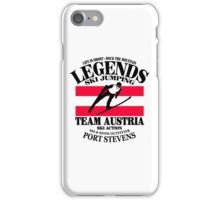Austria Ski Jumping iPhone Case/Skin