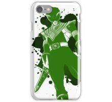 Green Ranger iPhone Case/Skin
