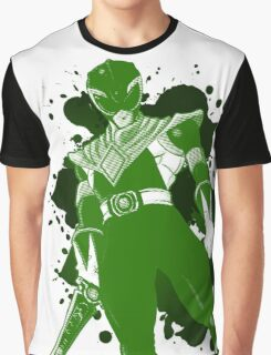 Green Ranger Graphic T-Shirt