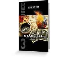 Starcall Anthology 3 Greeting Card