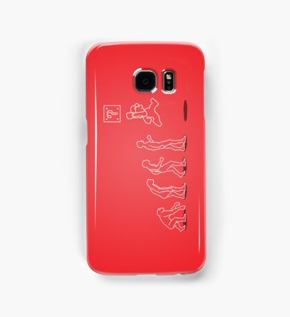 Evolution v2 Samsung Galaxy Case/Skin