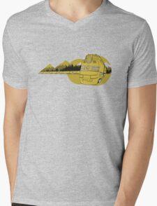 Zephyr Landscape Mens V-Neck T-Shirt