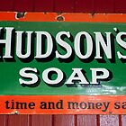Hudson's Soap by DavidsArt