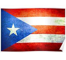 Puerto Rico - Vintage Poster