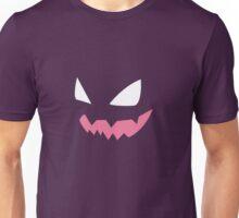 Minimalist Haunter (center) Unisex T-Shirt