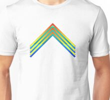 Symmetric Pattern 3 Unisex T-Shirt