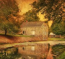 Smith's Store At Waterloo Village by Pat Abbott