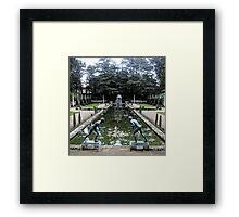 Compton acres  Framed Print