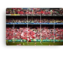 Sydney Swans Win the Grand Final! Canvas Print