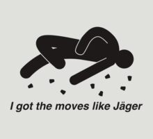 Moves like Jäger by qetza