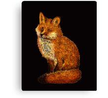 foxxy Canvas Print