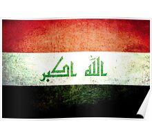 Iraq - Vintage Poster