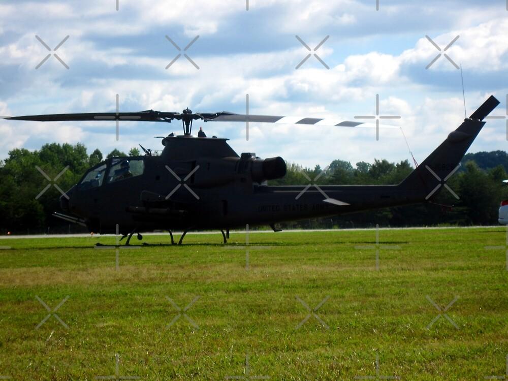 catch a chopper by LoreLeft27