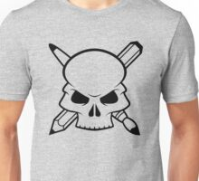 Dead Artist Unisex T-Shirt
