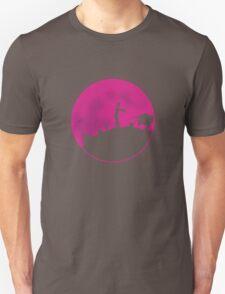 Zombie Moon Unisex T-Shirt