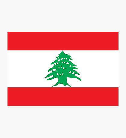 Lebanon - Standard Photographic Print