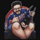 Fatman On Batman by DarkNateReturns
