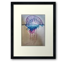 Man o War Framed Print