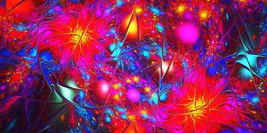 julian neon fireworks by LoreLeft27