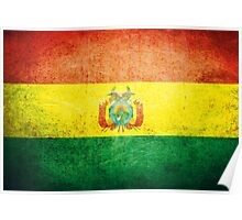 Bolivia - Vintage Poster