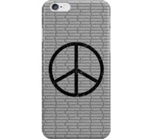 Loyalty Optimism Simplicity Humility iPhone Case/Skin