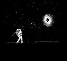 Black Hole In One by Jorge Lopez