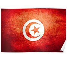 Tunisia - Vintage Poster