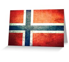 Norway - Vintage Greeting Card