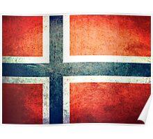 Norway - Vintage Poster