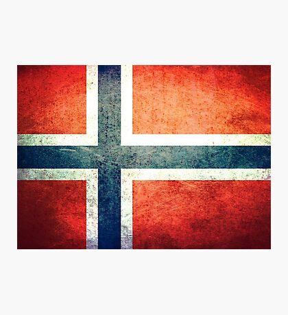 Norway - Vintage Photographic Print