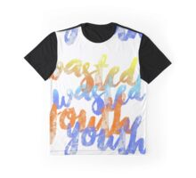 Wasted Youth 2015 Graphic T-Shirt