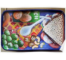 Hubby's Lunchbox (Lid) Poster