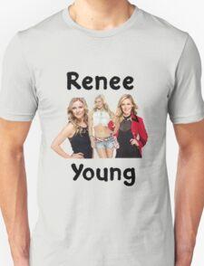 WWE Renee Young Design - Divas, Wrestling T-Shirt