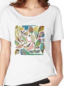 Birds of a Feather  Women's Relaxed Fit T-Shirt