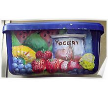 Hubby's Lunchbox (side) Poster