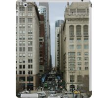 Chicago Point of View iPad Case/Skin