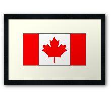 Canada - Standard Framed Print