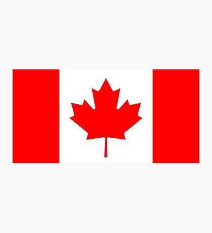 Canada - Standard Photographic Print