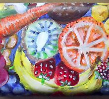 Hubby's Lunchbox (Bottom) by Penny Hetherington