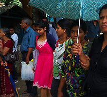 Street Scenes Sri Lanka 1 by Andrew Kalpage