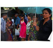 Street Scenes Sri Lanka 1 Poster