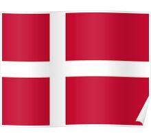 Denmark - Standard Poster