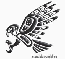 Amerindian Eagle n1 by Mandala's World