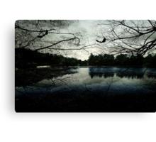 As evening falls © Canvas Print