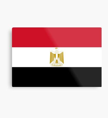 Egypt - Standard Metal Print