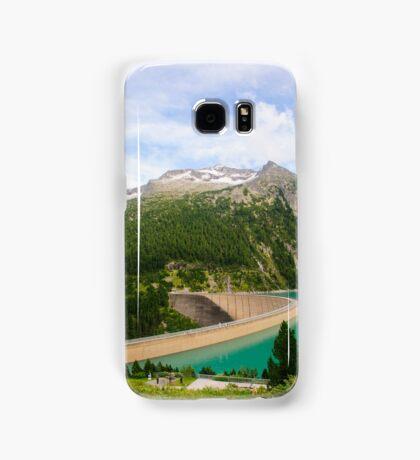 Austria, Zillertal High Alpine nature Park landscape Samsung Galaxy Case/Skin