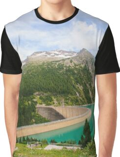 Austria, Zillertal High Alpine nature Park landscape Graphic T-Shirt
