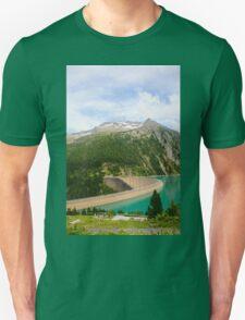 Austria, Zillertal High Alpine nature Park landscape T-Shirt