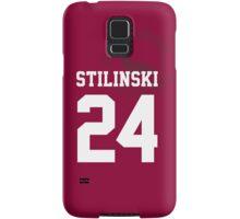 "Teen Wolf - ""STILINKSI 24"" Lacrosse Samsung Galaxy Case/Skin"
